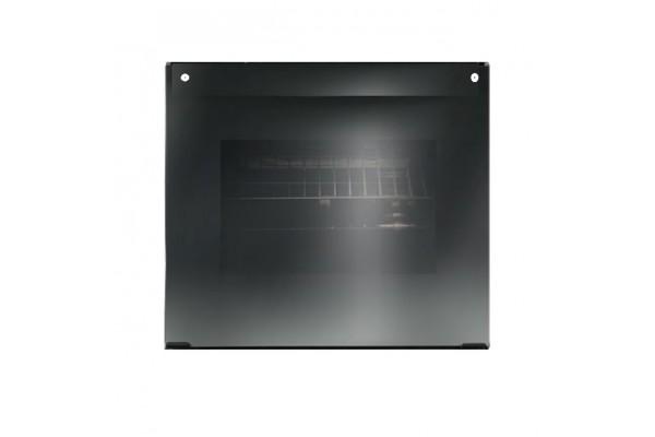 Стекло духовки наружное плиты GEFEST 3200 К60, Гефест 3200 К61, Гефест 3200 К62, зеркальное, 497*442мм (3200.15.2.000)