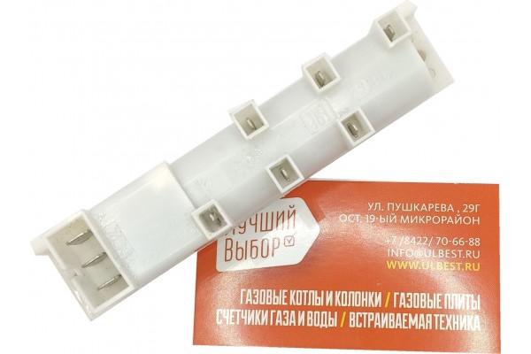 Блок розжига GEFEST BR-1-5 (одноразрядный) 6-и канальный
