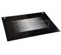 Стекло духовки наружное плиты GEFEST 1140, черное, (598х442мм) (1200.18.1.000-15)